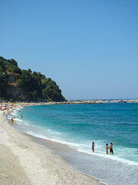 Summer in Pelion